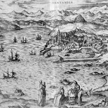 Santander en el siglo XVI