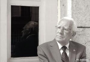 Benito Madariaga de la Campa. Primavera 2016